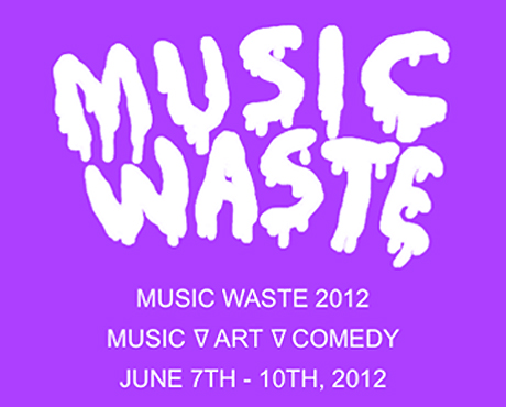 Vancouver's Music Waste Festival Announces 2012 Lineup with Apollo Ghosts, B.A. Johnston, B-Lines, Capitol 6