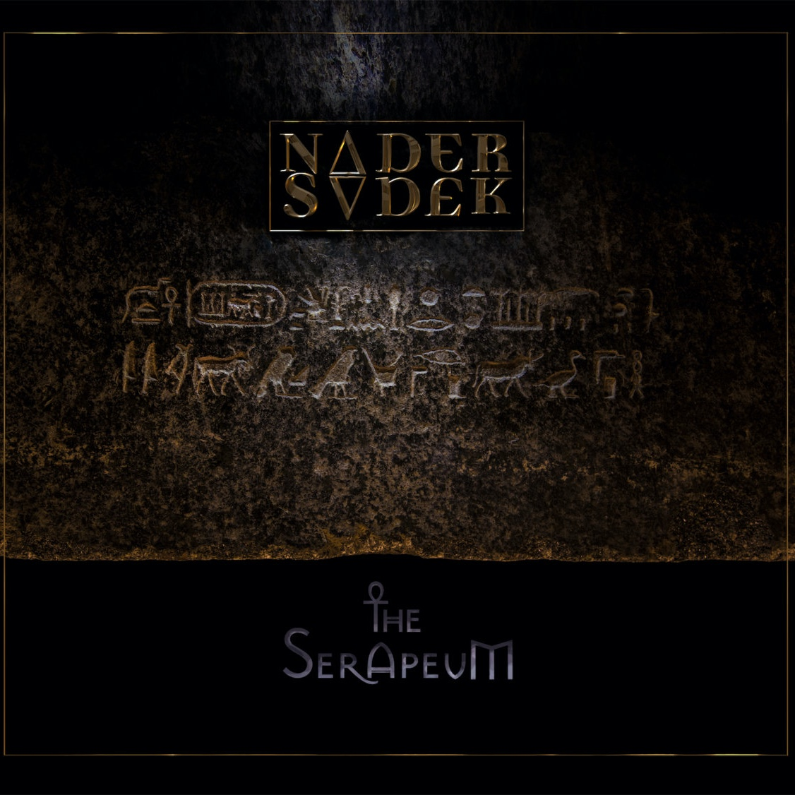 Nader Sadek Communes with Ancient Spirits on 'The Serapeum'