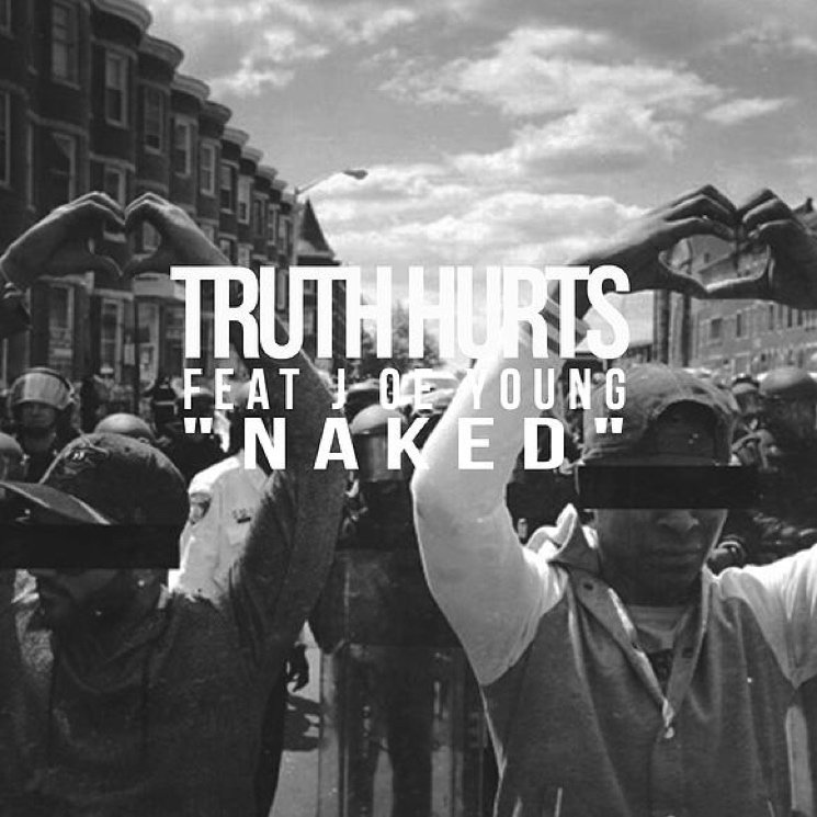 "Truth Hurts Singer Truth Hurts""naked ft"
