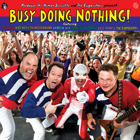 Nardwuar Drops Details on Guest-Heavy 'Busy Doing Nothing' Comp