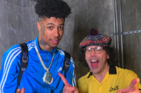 Watch Nardwuar Interview Blueface