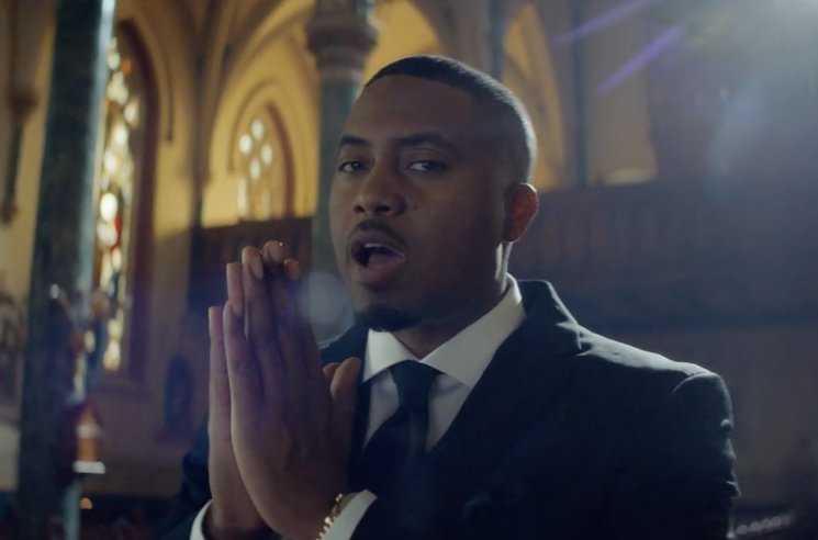 Nas Rolls Out Video For -7052