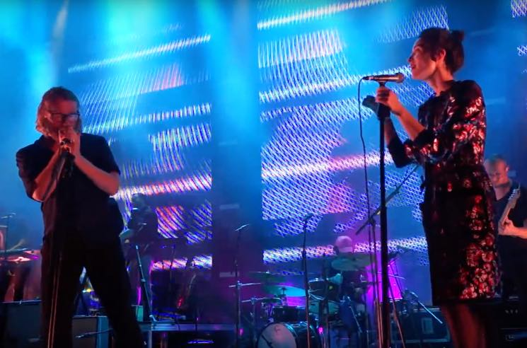 ​Watch the National and St. Vincent Debut a New Song Live