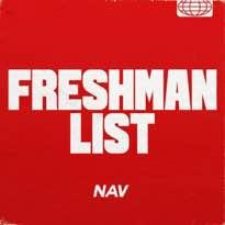"NAV ""Freshman List"""