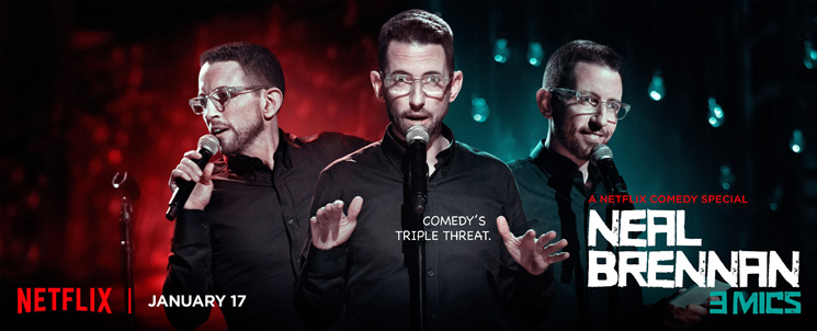 Neal brennan 3 mics review