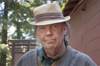Neil Young Endorses David Suzuki's Blue Dot Campaign