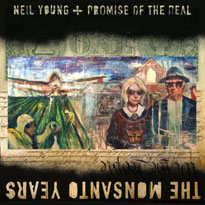 Neil Young Details 'The Monsanto Years'
