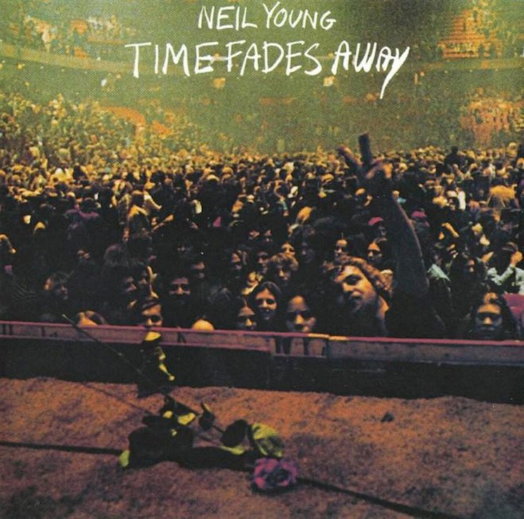 Neil Young S Time Fades Away On The Beach Tonight S