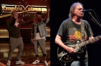 Neil Young's New Streaming Service Has the Same Name as the One on 'Empire'