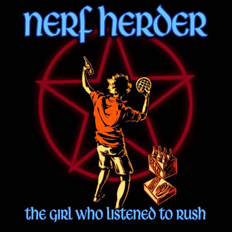 "Nerf Herder""The Girl Who Listened to Rush"" (lyric video)"