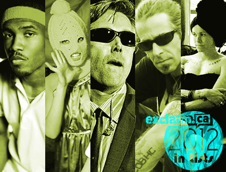 Exclaim!'s Top 10 Newsmakers of 2012