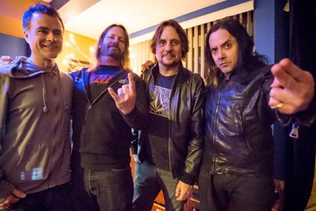Members of Queens of the Stone Age, Slayer and Exodus Get Together for New Supergroup