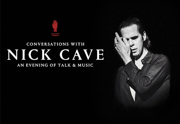 Conversations with Nick Cave: An Evening of Talk and Music