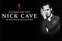 Conversations With Nick Cave Massey Theatre, New Westminster BC, October 10