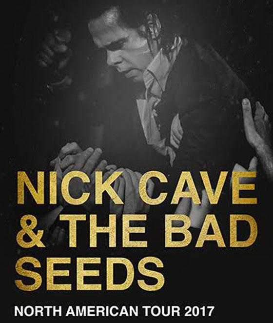 Nick Cave American Tour