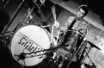 R.I.P. Cramps Drummer Nick Knox