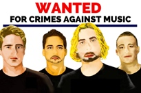 Nickelback Wanted by Australian Police for