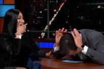 "Nicki Minaj Adds Stephen Colbert Bar to ""Barbie Dreams"""