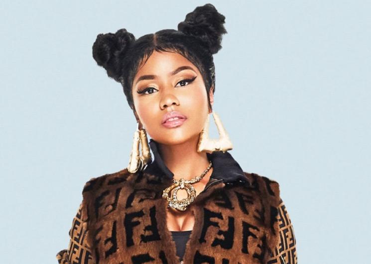 aa681751981b Nicki Minaj Blames Travis Scott, Kylie Jenner and Spotify for 'Queen'  Failing to Go No. 1