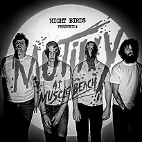Night Birds Detail 'Mutiny on Muscle Beach' LP for Fat Wreck Chords