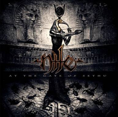 Nile Announce 'At the Gate of Sethu'