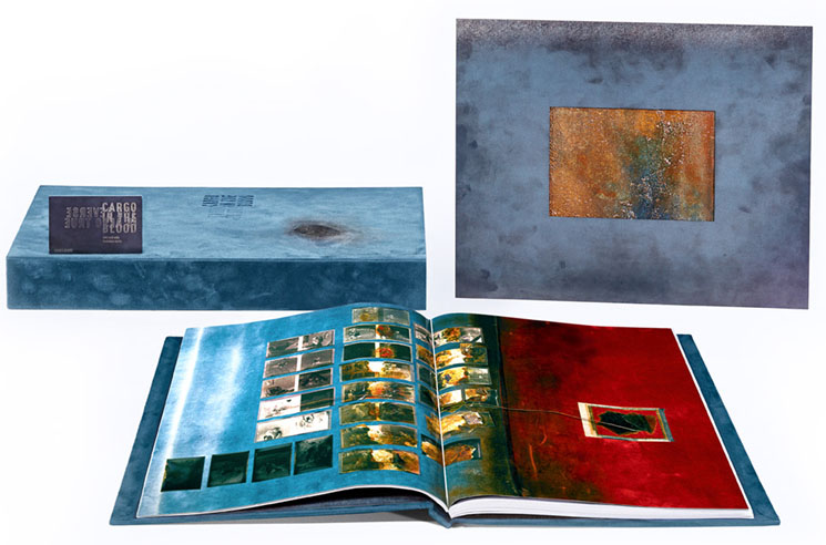 Nine Inch Nails Album Artwork Explored In Cargo In The Blood Book