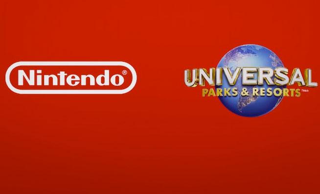 Universal Parks Adding Nintendo-Themed Areas