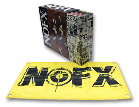 NOFX Celebrate 30th Anniversary with Career-spanning LP Box Set