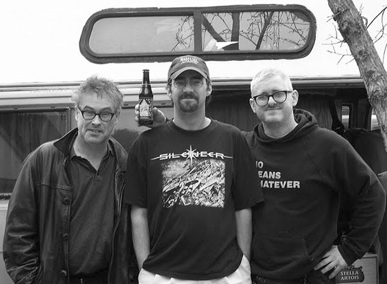​Victoria Punk Legends Nomeansno Call It Quits