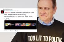 #6Dad Norm Kelly Is Fighting with Netflix on Twitter