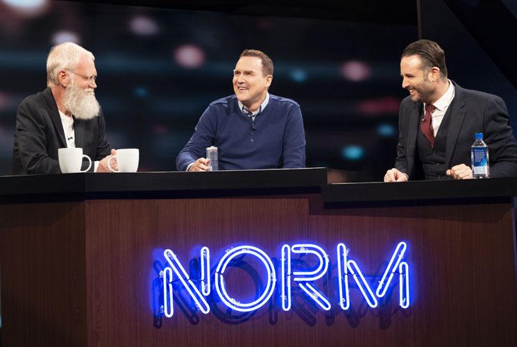 norm macdonald has a show is a show worthy of norm macdonald