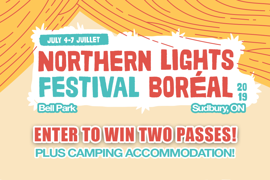 Northern Lights Festival Boréal — Enter to Win a Pair of Passes with Camping Accommodation!