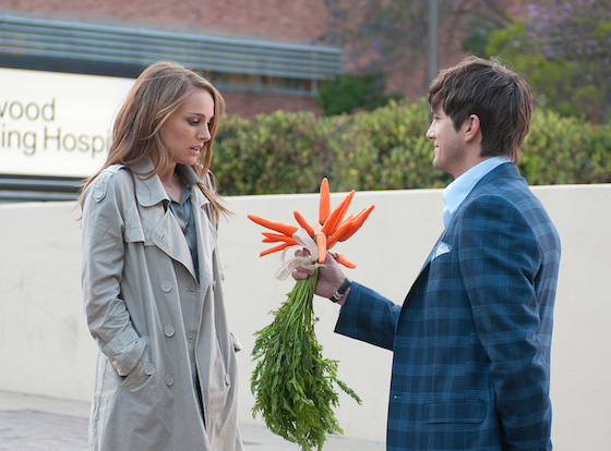 Ashton Kutcher Was Paid Three Times More Than Natalie Portman for 'No Strings Attached'
