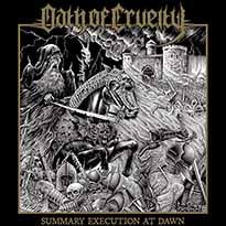 Oath of Cruelty Summary Execution at Dawn