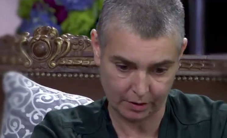 Sinead O'Connor Appearing on Dr. Phil to Discuss Mental Illness, Abuse