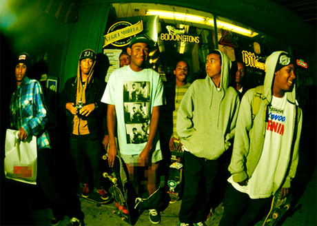 715c8ef4e5d8d1 Odd Future Wolf Gang Kill Them All Announce Toronto Date on North American  Tour