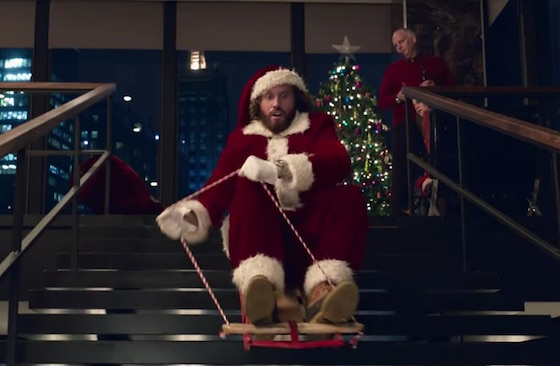 Watch Office Christmas Party.Watch Jason Bateman Jennifer Aniston And Tj Miller Get