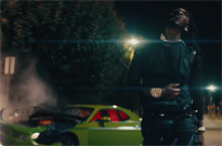 "​Offset Details Car Crash in New ""Red Room"" Video"