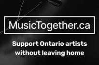 Ontario Government and Canada's Music Industry Team for Livestream Initiative