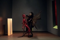 Oneohtrix Point Never Enlists Some Evil Sexy Puppets for the New 'Long Road Home' Video