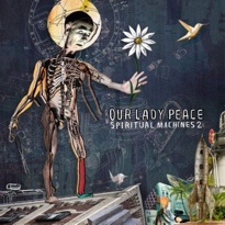Our Lady Peace Detail 'Spiritual Machines 2'