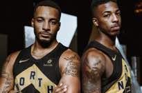 Drake Unveils OVO Edition Toronto Raptors Jerseys