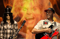 Here's How Ozzy Osbourne Nearly Killed Slash and Tom Morello