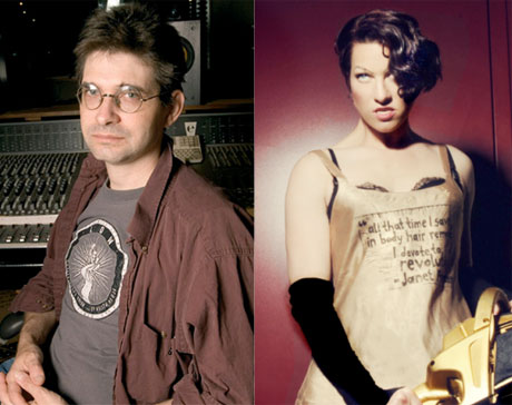 "Beefs 2012: Steve Albini Labels Amanda Palmer an ""Idiot"" over Crowdsourcing Campaign"