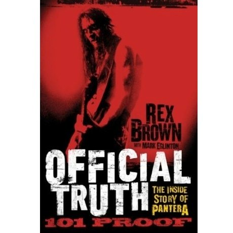 Pantera\'s Rex Brown Sets March Date for Memoir
