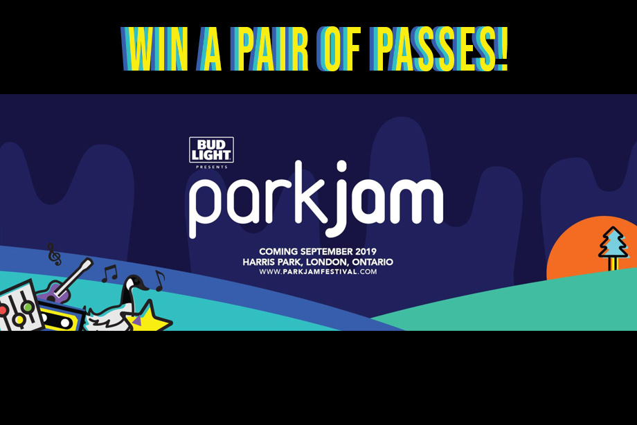 Parkjam – Enter to Win a Pair of Passes!