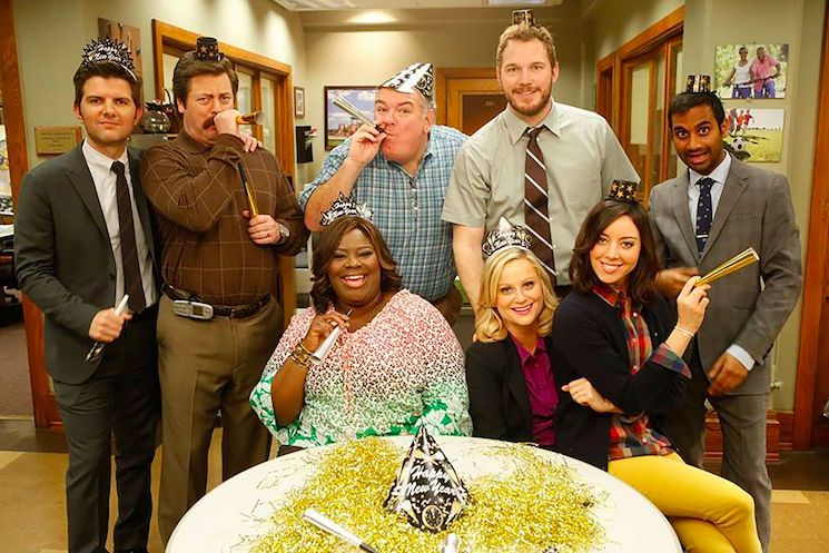 The Cast Of Parks And Recreation Reunited And Teased A