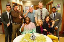 The Cast of 'Parks and Recreation' Reunited and Teased a Comeback