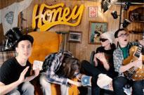 Partner Go Full 'Wayne's World' in Their 'Honey' Video