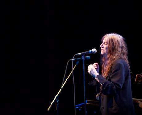 Patti Smith - Queen Elizabeth Theatre, Toronto, ON, March 9